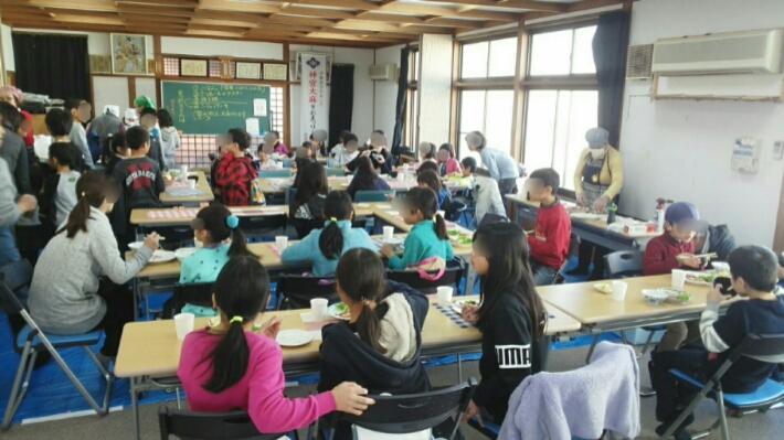 2月23日(金)竜南ひまわり子ども食堂案内