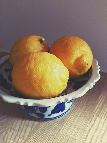 レモンお菓子①
