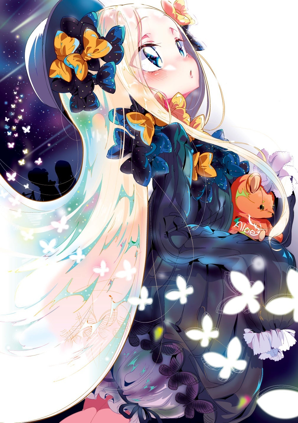 Fate/GrandOrder 異端なるセイレム アビゲイル・ウィリアムズ Abigail Williams No.5120