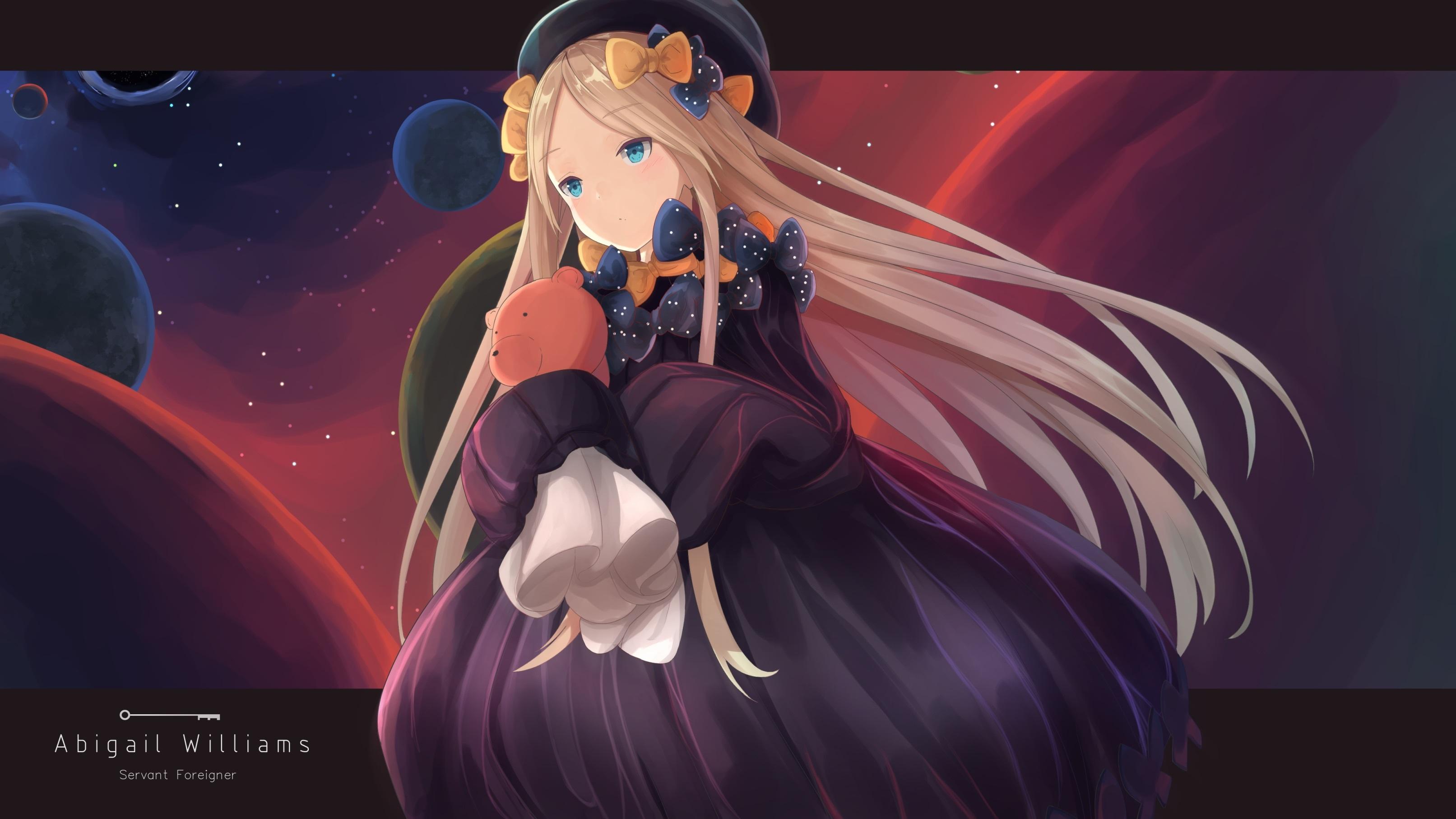 Fate/GrandOrder 異端なるセイレム アビゲイル・ウィリアムズ Abigail Williams No.5131
