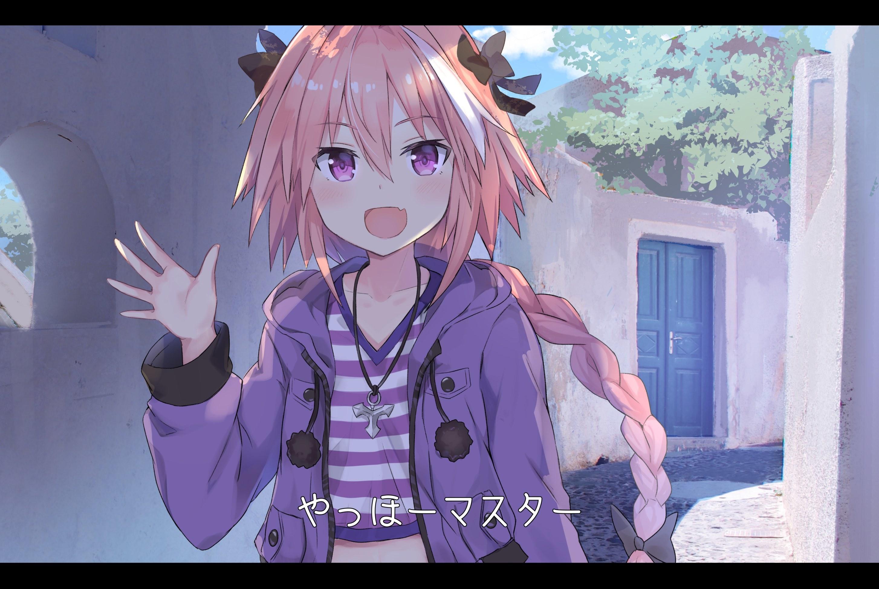 Fate/Apocrypha アストルフォ Astolfo No.5157