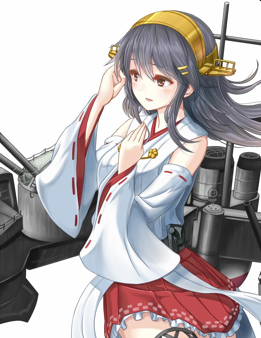 艦隊これくしょん 艦これ 榛名 / Kantai Collection Haruna No.6191