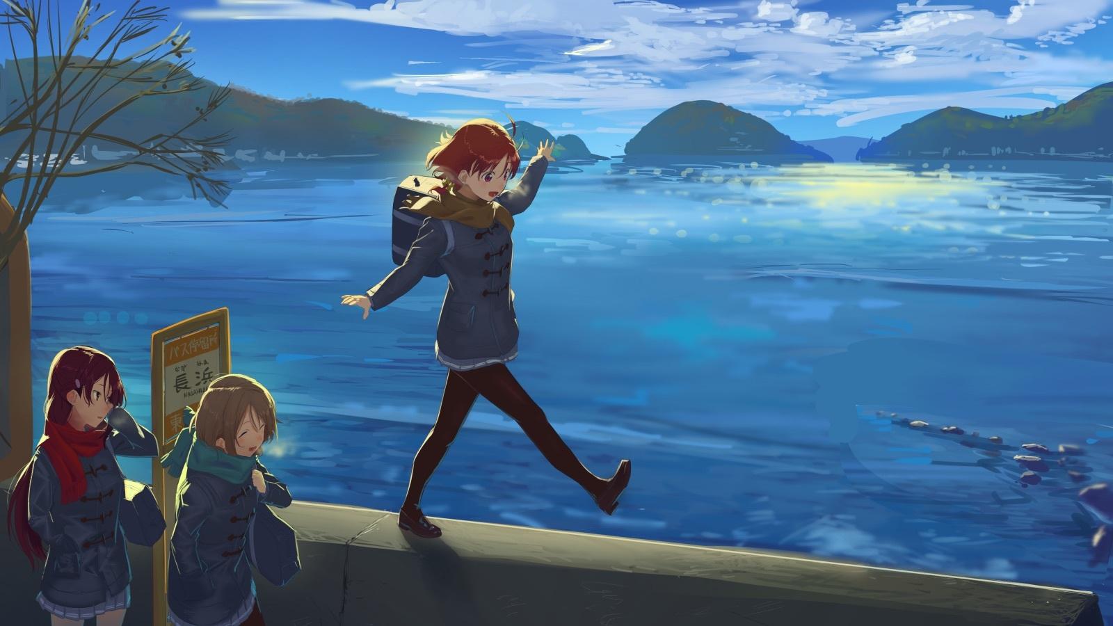 ラブライブ!サンシャイン!! 高海千歌 桜内梨子 渡辺曜 / LoveLive! Takami Chika Sakurauchi Riko Watanabe You  No.5825