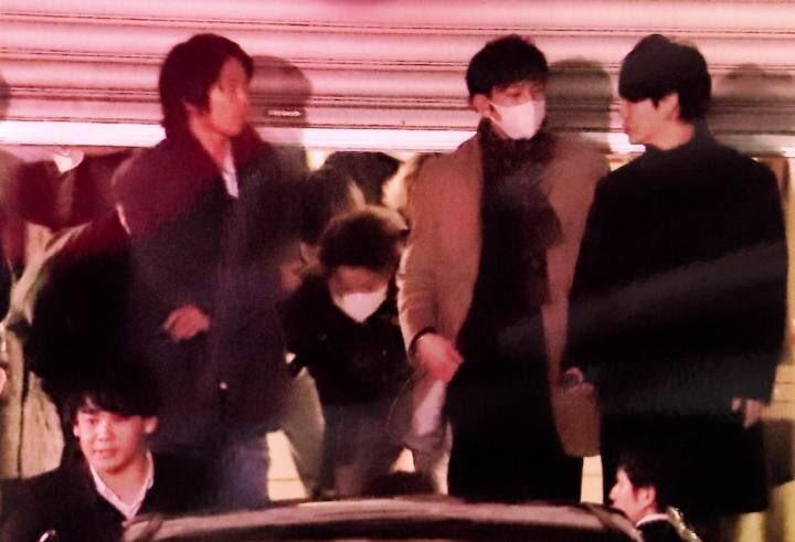 【画像】嵐、関ジャニ、TOKIO、山P、Hey!Say!JUMP、セクゾが川崎大師で初詣!