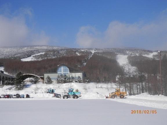 パルコール嬬恋スキー場