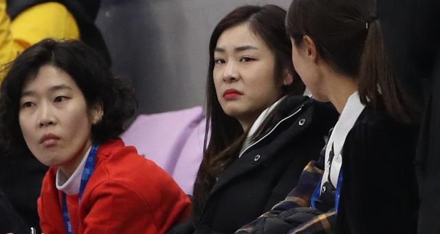 キムの怖い表情