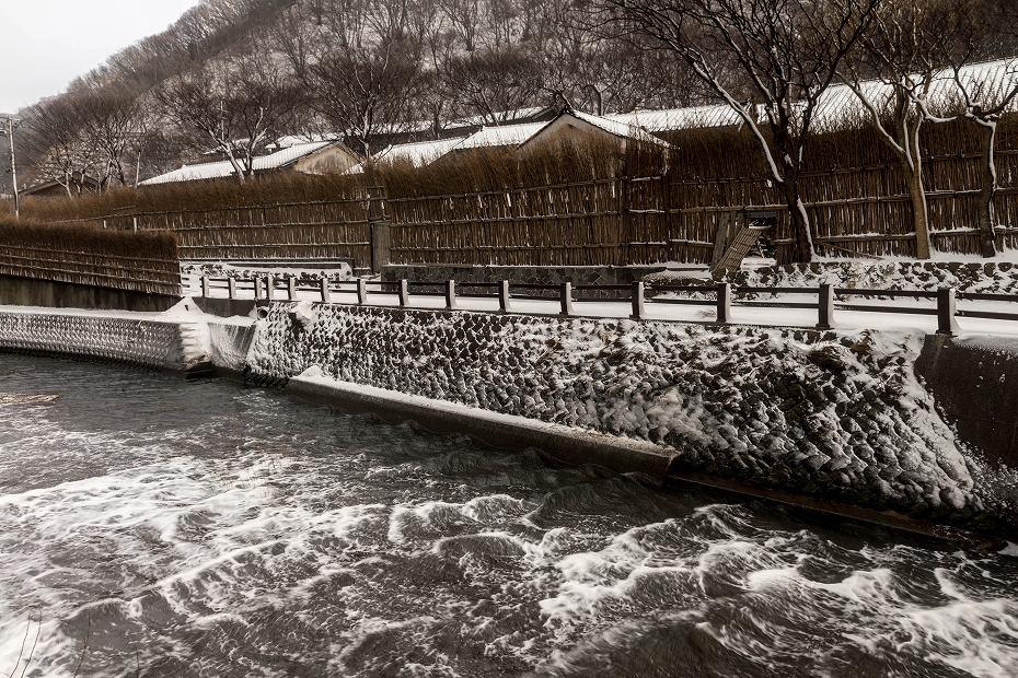 2018.01.26 上大沢の雪景色 1