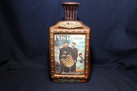 古酒 未開栓 BEAMS Bicentennial バーボン ウイスキー 760ml 40