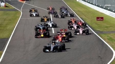 F1と高速サーキット