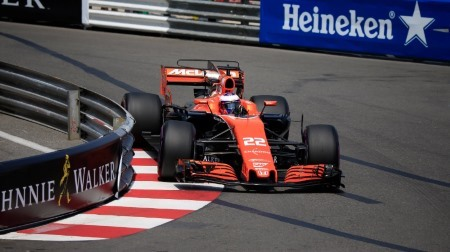 バトンがホンダF1のテストドライバー?
