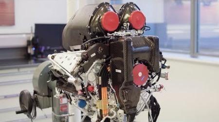 4メーカーのF1エンジンパワー