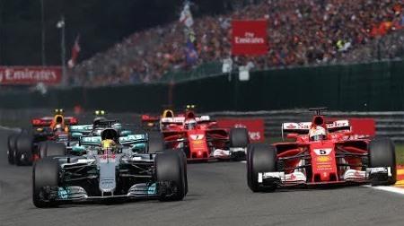 F1とEV時代