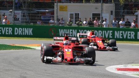 フェラーリエンジンのパフォーマンスアップは?