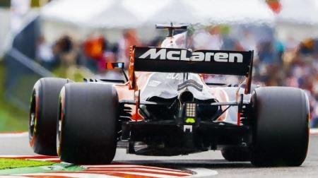 マクラーレンがついに独自エンジン?