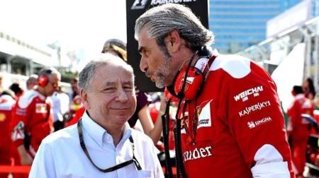 フェラーリが拒否権を失う?