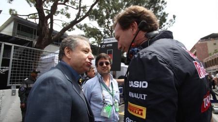 F1とコスト制限