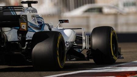 ウィリアムズの新車発表日程