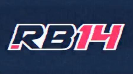 「レッドブルRB14」