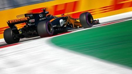 ルノーF1「2019年までレッドブル&マクラーレンには適わない」