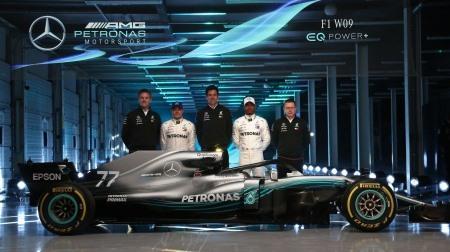 【新開発】メルセデスの2018年型F1エンジン(PU)
