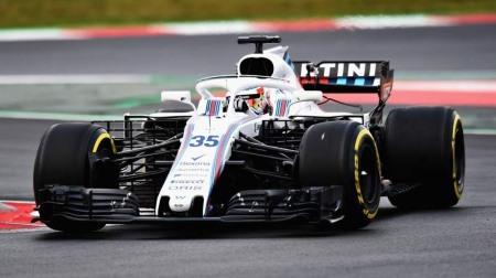 マルティニがF1から撤退