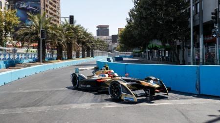 2017-2018 フォーミュラE 第4戦 サンティアゴ 予選