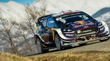 2018 WRC 開幕戦 オーストラリア 総合結果