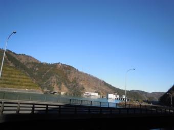 宮ケ瀬湖180102-1