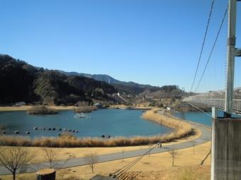宮ケ瀬湖180102-2