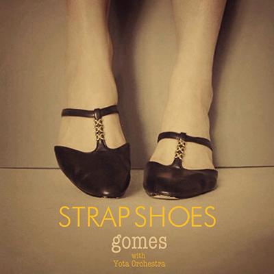 gomes「ストラップシューズ」