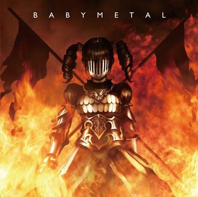 BABYMETAL「イジメ、ダメ、ゼッタイ」 通常盤CD