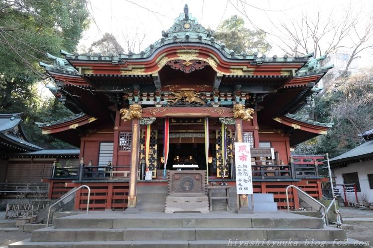 4573 王子稲荷神社ーSN