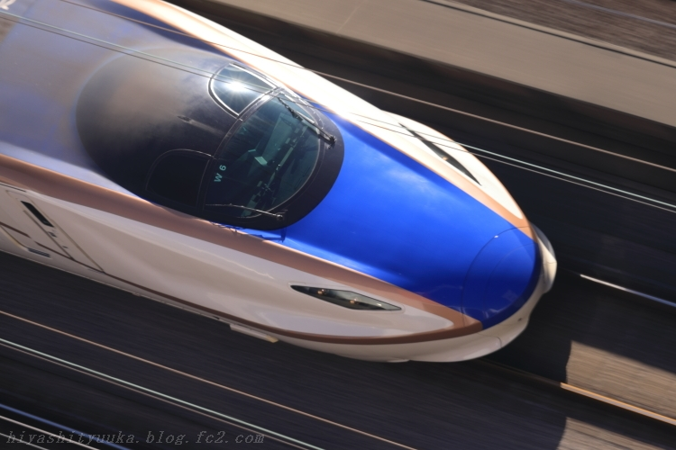5819 北陸新幹線ーSN