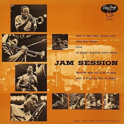 Clifford Brown Jam Session EmArcy MG 36002