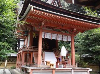 水度神社本殿