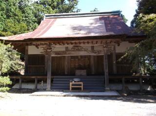 金胎寺本堂