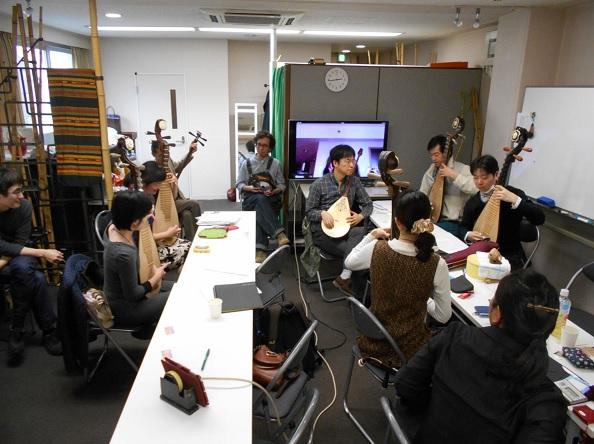 琵琶の集まり 2018