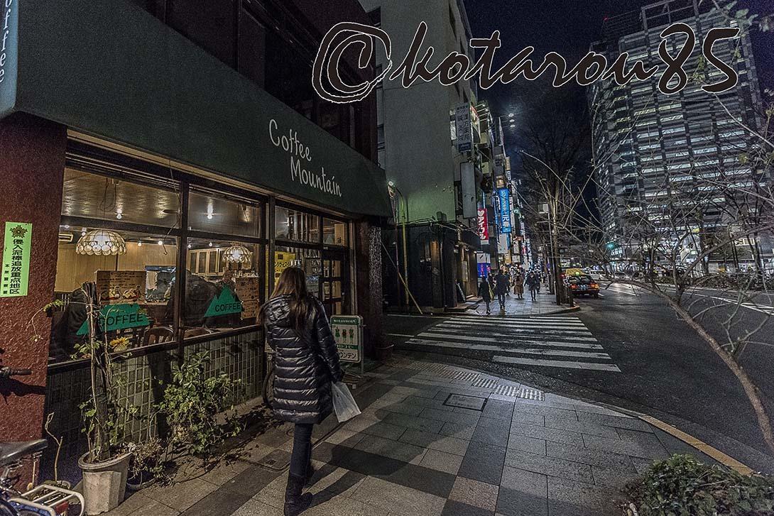 錦糸町夜景 20180214