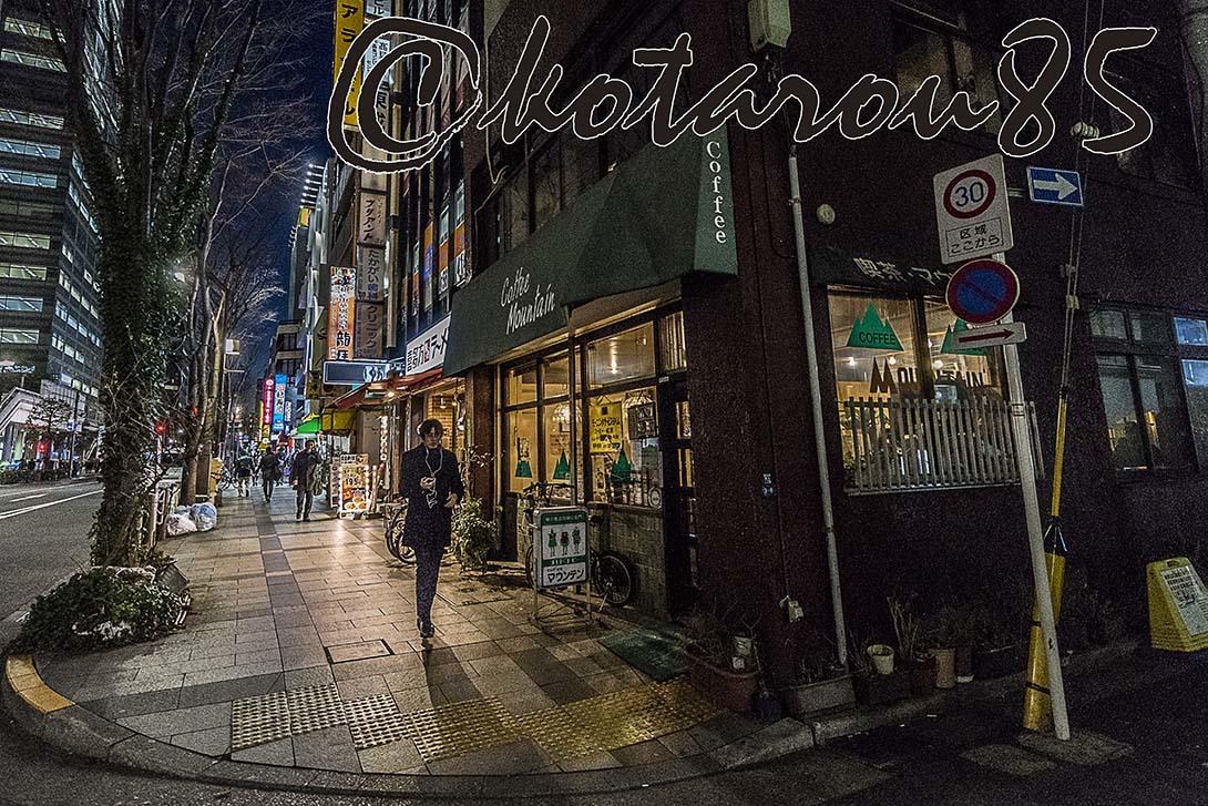 錦糸町夜景2 20180214