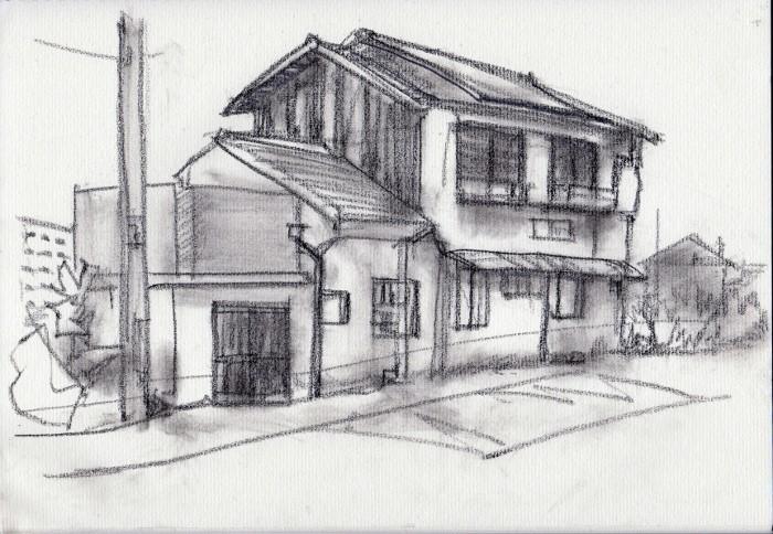 茨木の民家2 (700x484)