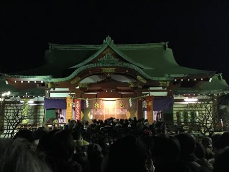 亀戸天神2018