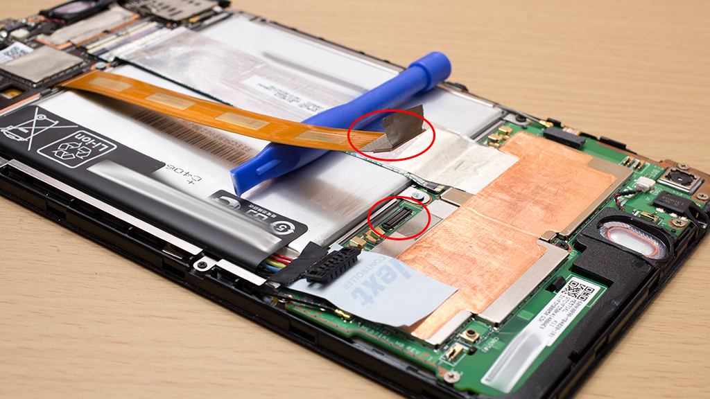 nexus7 2013 LTE 液晶表示せずが復旧