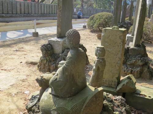 成田山石仏-12