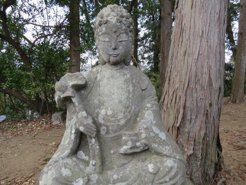 成田山石仏-32
