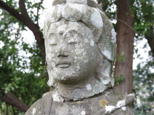 成田山石仏-44