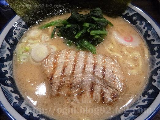 麺屋武士道濃厚豚骨ラーメン塩スープ029