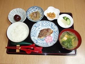 昼食2018/2/23
