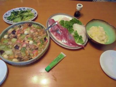 1.6夕食