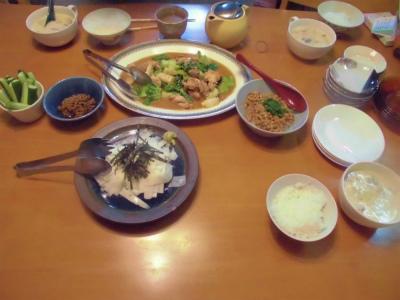 1.8夕食
