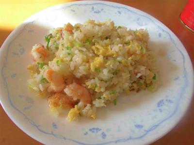1.14海老炒飯